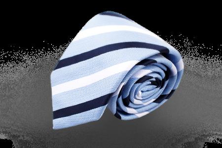 8d761ae3beb8 Купить Голубой галстук с микроузором в салонах «Manzetti» в Москве и ...
